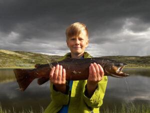 Opplevelser fiske